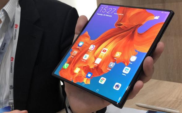 Huawei Mate X अगले माह हो सकता है लॉन्च, देरी का कारण बनी ये परेशानी