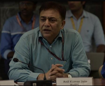 मप्र कैडर के आईएएस अनिल कुमार जैन होंगे नए कोयला सचिव