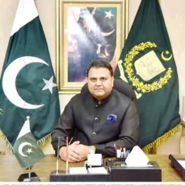 भारत अब सिर्फ बॉलीवुड फिल्म के जरिए चांद पर पहुंच सकता है : पाकिस्तानी मंत्री