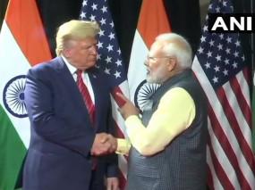ह्यूस्टन: PM मोदी के सामने बोले ट्रंप- इस्लामिक आतंकवाद से लड़ेंगे भारत-अमेरिका