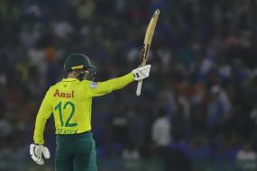 Ind Vs SA T-20 Live : भारत को लगा पहले झटका, रोहित शर्मा 12 रन बनाकर लौटे पवेलियन