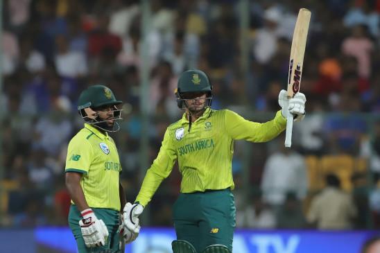 Ind Vs SA T-20 : साउथ अफ्रीका ने भारत को 9 विकेट से हराया, सीरीज 1-1 से बराबर