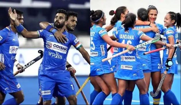 हॉकी ओलंपिक क्वालिफायर में भारतीय मेंस टीम का मुकाबला रुस से, विमेंस टीम अमेरिका से भिड़ेगी