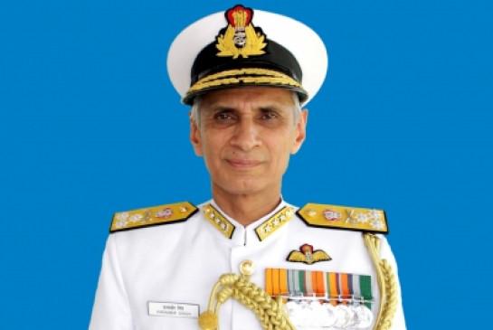 समुद्री, रक्षा सहयोग बढ़ाने के लिए ऑस्ट्रेलिया-न्यूजीलैंड का दौरा करेंगे  नौसेना प्रमुख