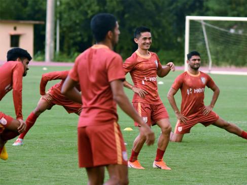 फीफा वर्ल्ड कप क्वालीफायर में भारत का दूसरा मुकाबला आज कतर से