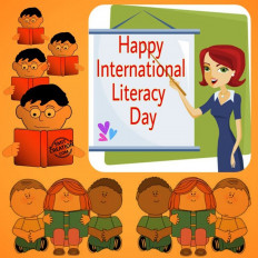 अंतर्राष्ट्रीय साक्षरता दिवस: जाने क्या है भारत की साक्षरता दर