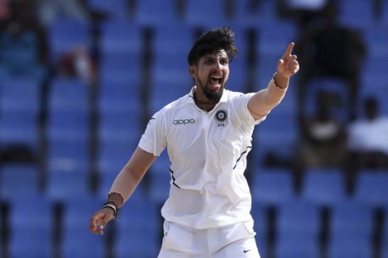इशांत ने कपिल देव का रिकॉर्ड तोड़ा, एशिया के बाहर सबसे ज्यादा विकेट लेने वाले दूसरे भारतीय तेज गेंदबाज बने