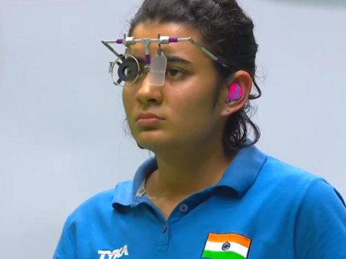 ISSF Shooting World Cup: यशस्विनी ने गोल्ड पर साधा निशाना, ओलंपिक कोटा हासिल करने वाली 9वीं भारतीय शूटर भी बनी