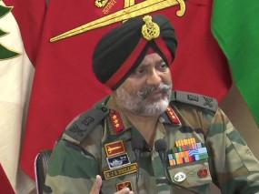 कश्मीर: दो आतंकी गिरफ्तार, सेना ने कहा-आतंक फैलाने की कोशिश में PAK