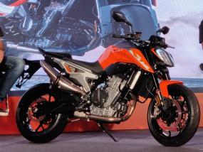 KTM 790 Duke भारत में लॉन्च, कीमत 8.64 लाख रुपए