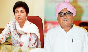 दबाव में झुकी कांग्रेस, हुड्डा को सौंपी विधायक दल की कमान, शैलजा राज्य प्रमुख नियुक्त