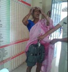 Fake News: कपड़ों के अंदर क्लोरोफार्म छुपाई औरत बच्चा चोरी गैंग की सदस्य ?