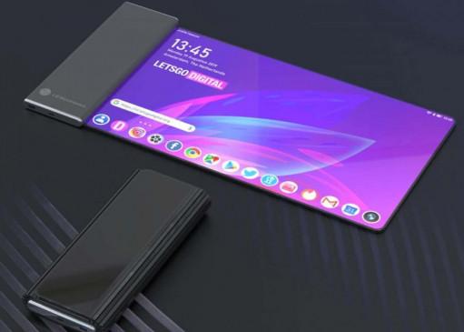 LG लाएगी रोलेबल फोन, जरुरत के हिसाब से घटा- बढ़ा सकेंगे स्क्रीन साइज
