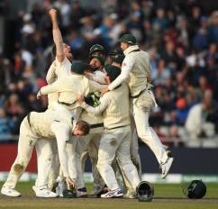 लंदन टेस्ट : इंग्लैंड 135 रन से जीता, एशेज सीरीज 2-2 से ड्रॉ