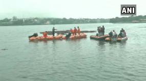 भोपाल: गणेश विसर्जन के दौरान पलटी नाव, 11 लोगों की मौत, होगी मजिस्ट्रियल जांच