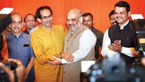 महाराष्ट्र : शिवसेना-बीजेपी में सीट शेयरिंग पर बोले राउत, ये भारत-पाक बंटवारे से भी भयंकर