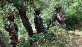 महाराष्ट्र के गढ़चिरौली में मुठभेड़, सुरक्षाबलों ने दो नक्सलियों को मार गिराया
