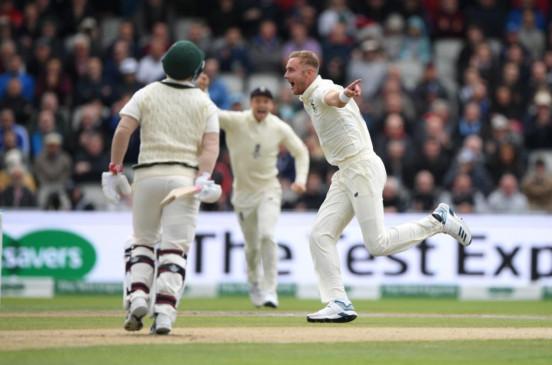 मैनचेस्टर टेस्ट : आस्ट्रेलिया जीत से 4 विकेट दूर (लीड-1)
