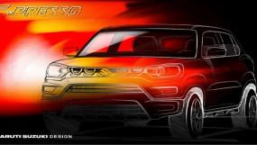 Maruti Suzuki S-Presso 30 सितंबर को होगी लॉन्च, सामने आया स्केच