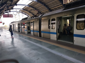 भोपाल में 4 साल बाद दौड़ेगी मेट्रो, मुख्यमंत्री ने किया शिलान्यास