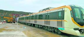 एक्वा लाइन पर हर घंटे मिलेगी ट्रेन , कल प्रधानमंत्री मोदी करेंगे उद्घाटन