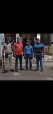 गायब नवआरक्षक रेस्टारेंट में वेटर की नौकरी करता मिला -पुलिस ने नागपुर में पकड़ा