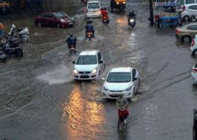 मप्र में मानसून सक्रिय: राजधानी में गरज- चमक के साथ बरसे मेघा