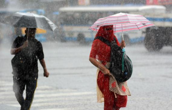 मप्र के 32 जिलों में सामान्य से अधिक बारिश