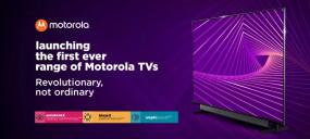 Motorola ने भारत में लॉन्च की स्मार्ट टीवी की रेंज, जानें कीमत और खासियत