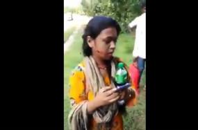 Fake News: मुस्लिम प्रेमी ने किया हिंदू प्रेमिका पर कैंची से हमला ?