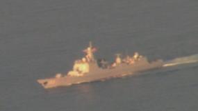 भारतीय जलक्षेत्र के करीब देखी गई चीनी वॉरशिप, टोही विमान ने लीं तस्वीर