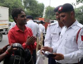 मोदी सरकार का नया ट्रैफिक कानून हुआ पंक्चर, बीजेपी राज्य ही विरोध में
