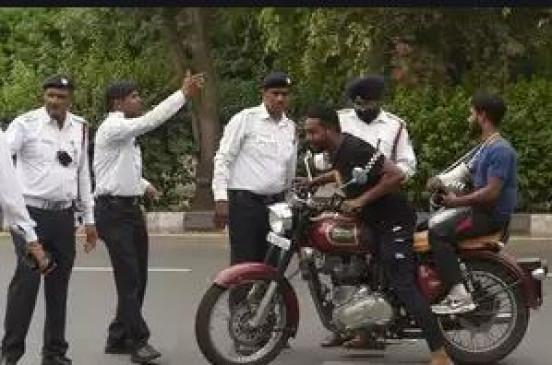 नए मोटर वाहन कानून को लेकर बवाल, महाराष्ट्र भारी भरकम जुर्माना लागू करने को तैयार नहीं