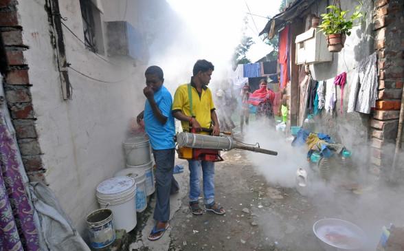 बिहार में बढ़ रही डेंगू के मरीजों की संख्या