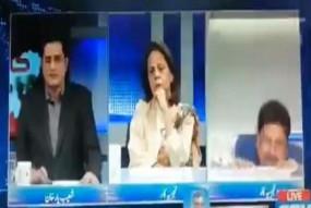 Video Viral : कश्मीर पर बोलते ही कुर्सी से गिरा पाक एनालिस्ट, लोग बोले- चीन की चेयर होगी