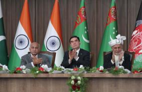 भारत-पाकिस्तान के बीच तनाव से टीएपीआई परियोजना नहीं होगी प्रभावित