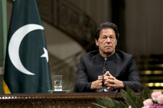 'मिशन कश्मीर' पर पाक PM इमरान ने मानी हार- कहा नहीं मिला दुनिया का साथ