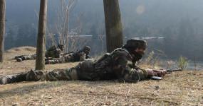 PAK की घुसपैठ नाकाम, सेना ने किया ग्रेनेड से हमला- देखें वीडियो
