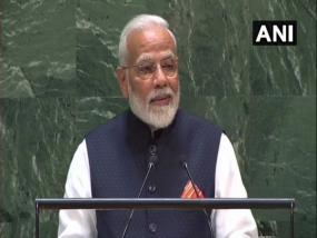 UNGA में पीएम मोदी का भाषण, कहा- भारत ने दुनिया को युद्ध नहीं बुद्ध दिया