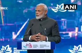 रूस: PM मोदी का बड़ा ऐलान, चेन्नई-व्लादिवोस्तोक के बीच जल्द चलेंगे जहाज