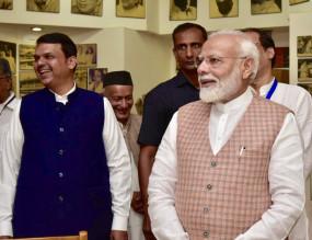 मुंबई को मेट्रो की सौगात, PM मोदी बोले- इंफ्रास्ट्रक्चर पर खर्च होंगे 100 लाख करोड़