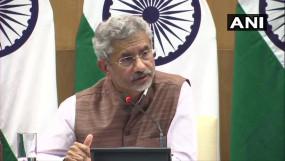 विदेश मंत्री ने POK को बताया भारत का हिस्सा, कहा- जल्द ही यह हमारा भौगोलिक हिस्सा होगा