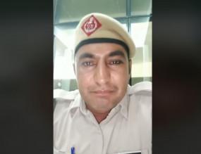 पुलिसवाले की खास टिप्स: कैसे 22 हजार का चालान 400 रुपए में निपटाए, वीडियो वायरल