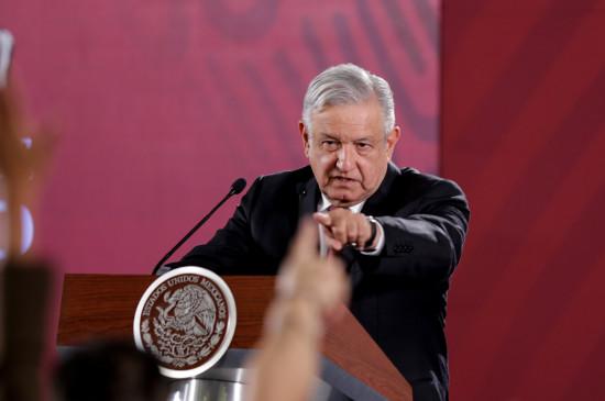 मैक्सिको, अमेरिका के राष्ट्रपतियों ने फोन पर किया द्वीपक्षीय विकास पर चर्चा
