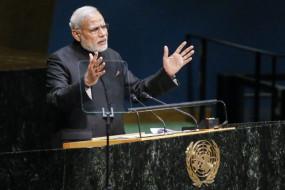 UNGA में PM मोदी का भाषण, इमरान के सामने आतंकवाद पर करेंगे प्रहार