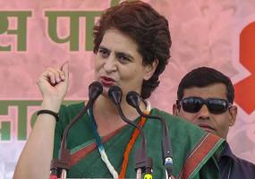 प्रियंका का वित्त मंत्री पर हमला, कहा- राजनीति से ऊपर उठकर मंदी की बात स्वीकारें
