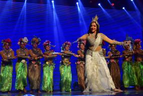हेमा मालिनी के गंगा बैले नृत्याविष्कार से नदी संवर्धन का संदेश , पुणे फेस्टिवल में रंगारंग प्रस्तुति