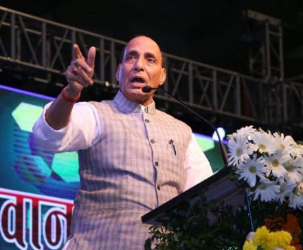 PAK ने आतंक नहीं रोका तो उसके टुकड़े होने से कोई नहीं रोक सकता: राजनाथ