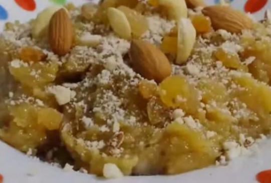 Recipe News: नवरात्रि में व्रत के लिए बनाएं कच्चे पपीते का हलवा