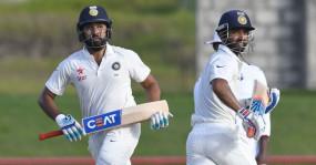 टेस्ट में ओपनिंग के लिए रोहित काफी सक्षम: रहाणे